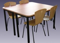 שולחן קפיטריה דגם GH