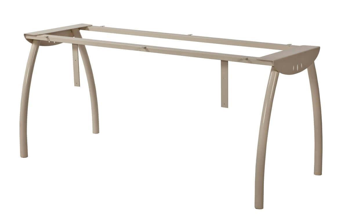 רגל מתכת לשולחן דגם MF