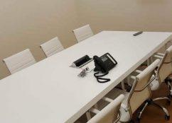 שולחן ישיבות דגם BAV