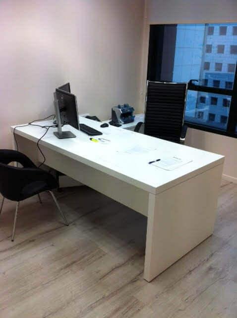 ריהוט משרדי בהתאמה אישית