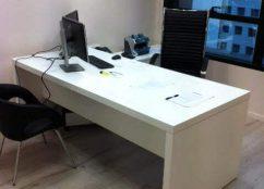 שולחן מנהל דגם E