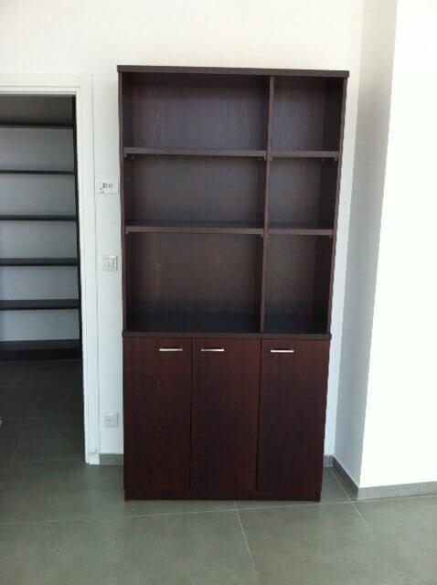 ארון משרדי עץ דגם LB