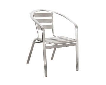 כסא אלומניום דגם OMC