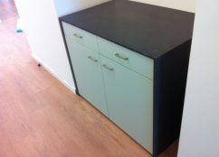 ארון משרדי עץ דגם LQ