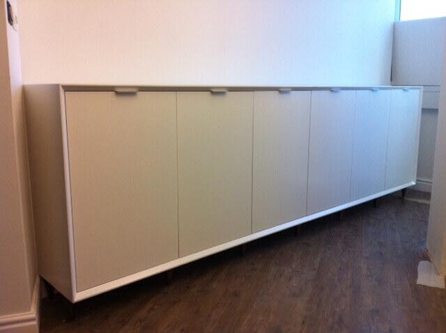 ארון משרדי דגם LX