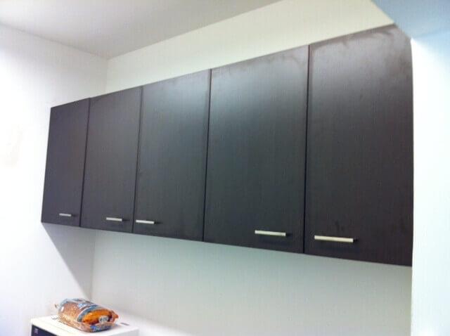 ארון משרדי עץ דגם LY