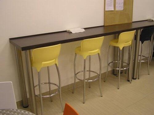 שולחן קפיטריה דגם GE