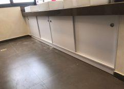 ארון משרדי עץ דגם LBE