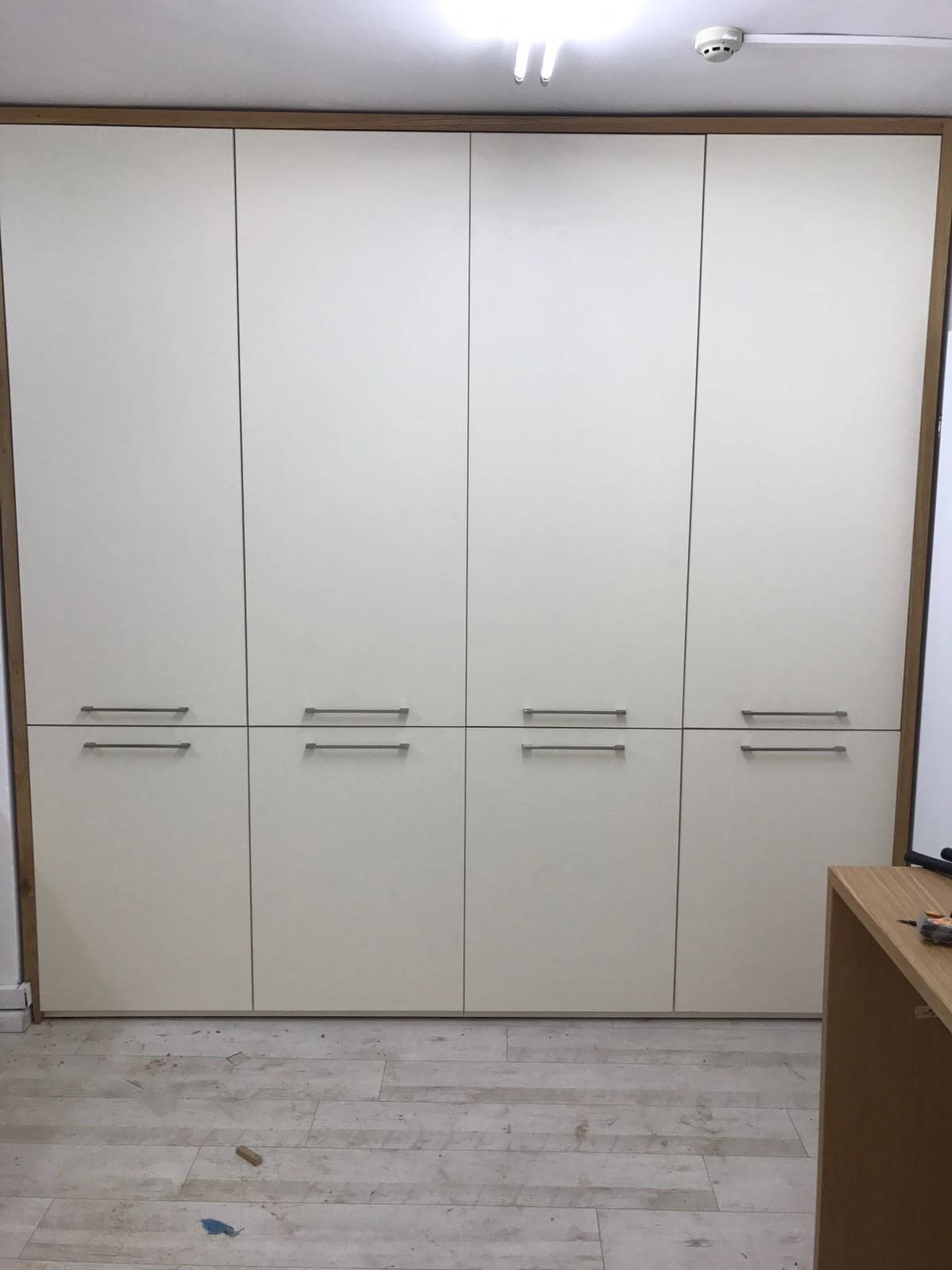 ארון משרדי עץ דגם LBG