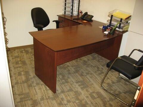 שולחן מזכירה דגם DB