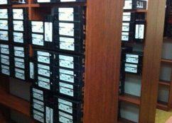 ארון משרדי דגם LBC