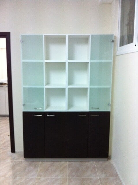 ארון משרדי דגם LC