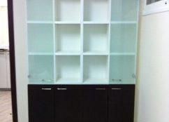 ארון משרדי עץ דגם LD