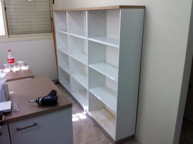 ארון משרדי דגם LE