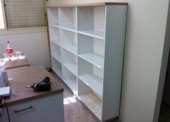 ארון משרדי עץ דגם LF