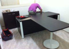 שולחן ישיבות דגם BAZ