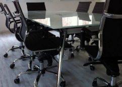 רגל מתכת לשולחן דגם MN