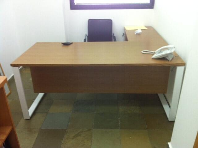 שולחן מזכירה דגם DE