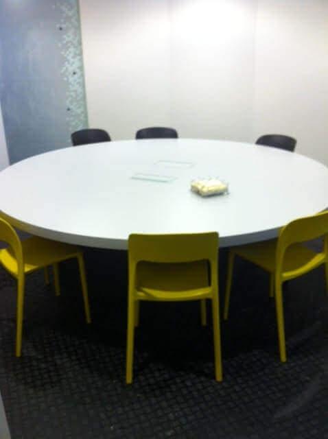 שולחן ישיבות דגם BAM
