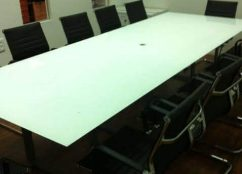 שולחן ישיבות דגם BAC