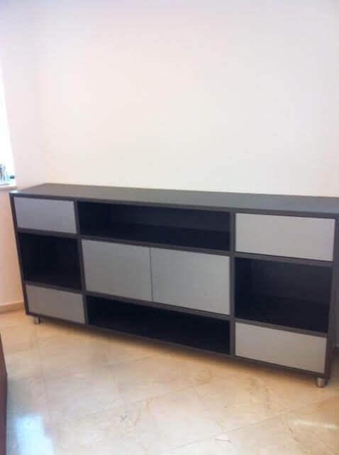 ארון משרדי עץ דגם LAV