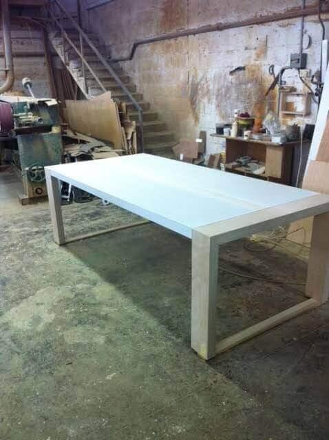 שולחן ישיבות דגם BZ