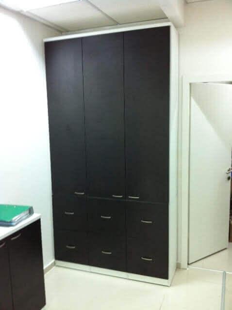 ארון משרדי דגם LAQ
