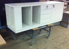ארון משרדי עץ דגם LAP