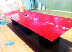 שולחן ישיבות דגם BX