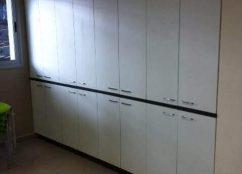ארון משרדי עץ דגם LAN