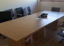 שולחן ישיבות דגם BV