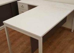 רגל מתכת לשולחן דגם MA