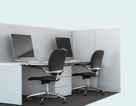 ריהוט משרדי - מחיצות