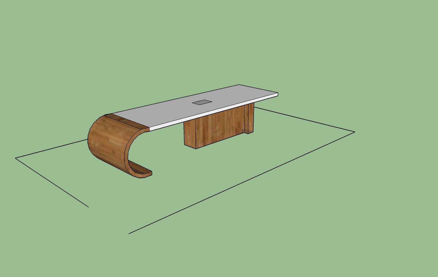 סקיצת שוחן ישיבה